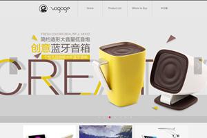 Vogoge 音响耳机_PC手机网站制作